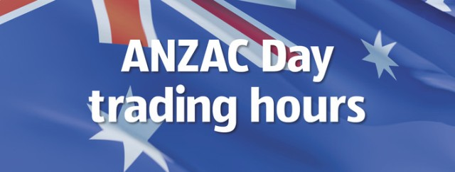 anzac day trading hours - photo #22