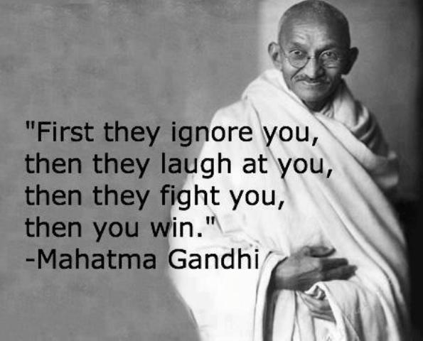 3 most powerful inspirational quotes by mahatma gandhi